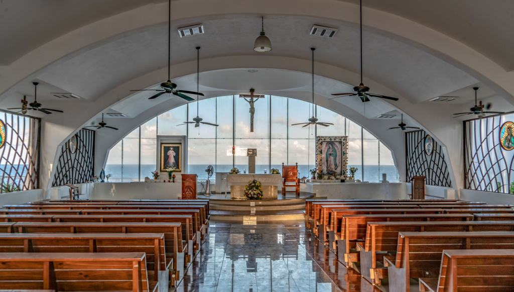 Guadalupe Chapel Isla Mujeres