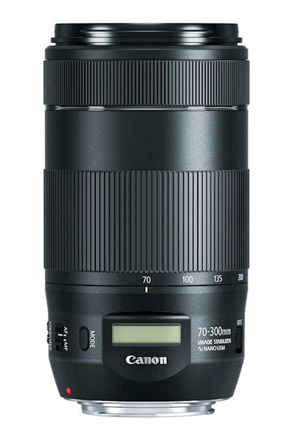 TELEPHOTO ZOOM LENS Canon EF 70-300mm f:4-5.6 IS II USM Lens