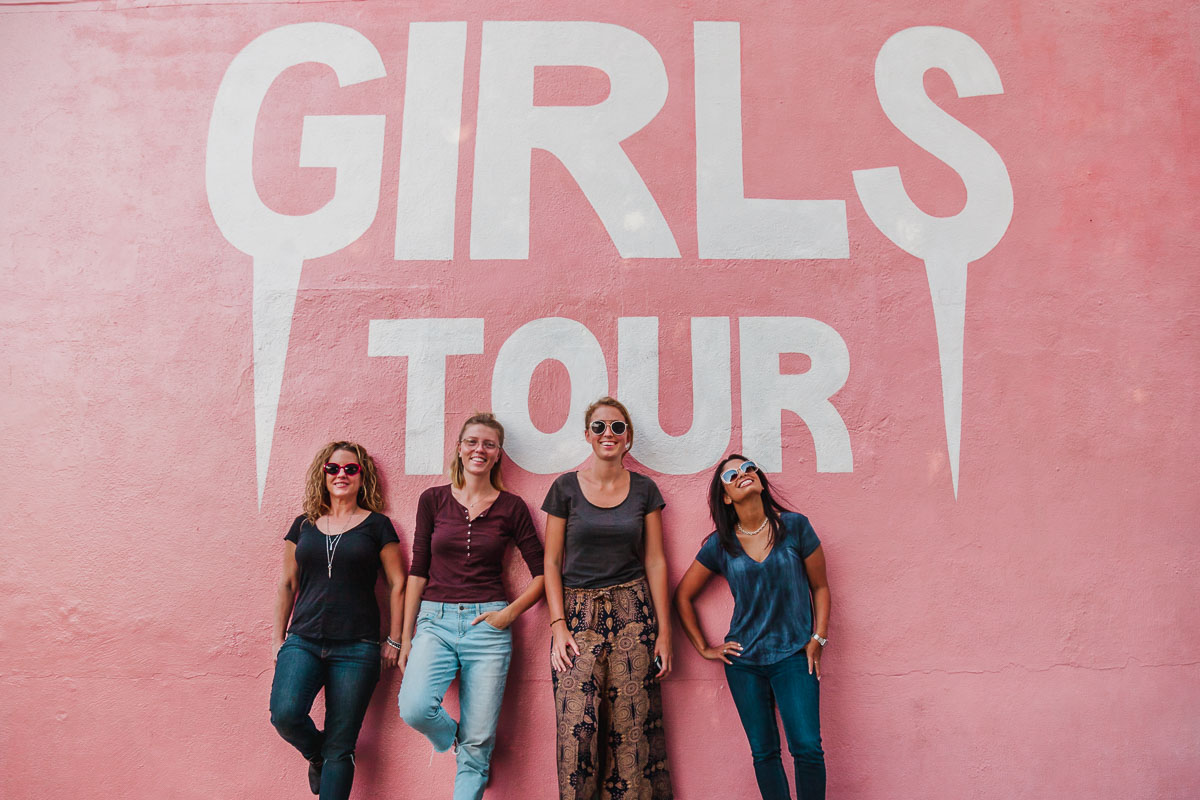 Girls Tour lesbian in Los Angeles