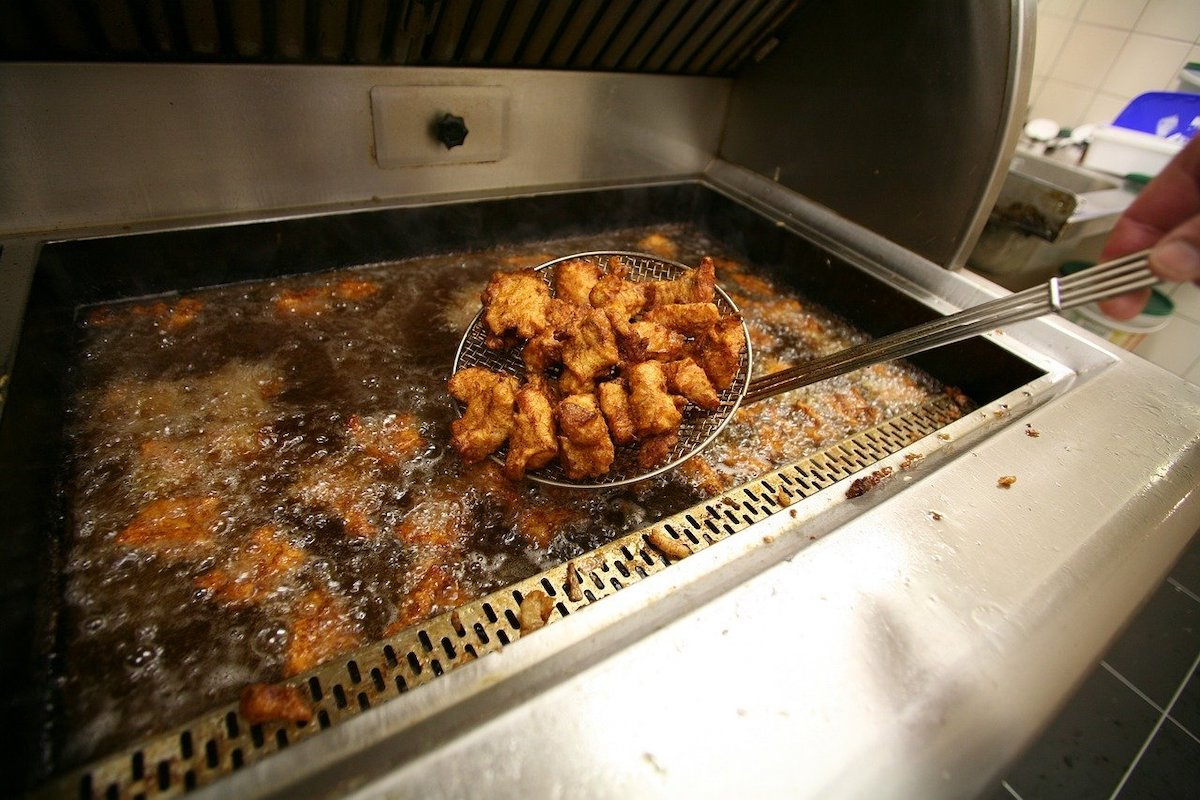 Kibbeling, Dutch fried fish
