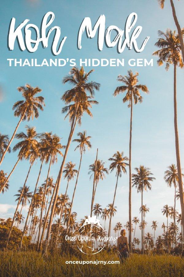 Koh Mak Thailands Hidden Gem