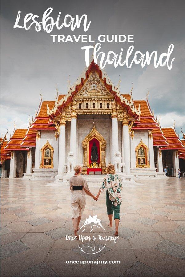 Lesbian Travel Guide Thailand