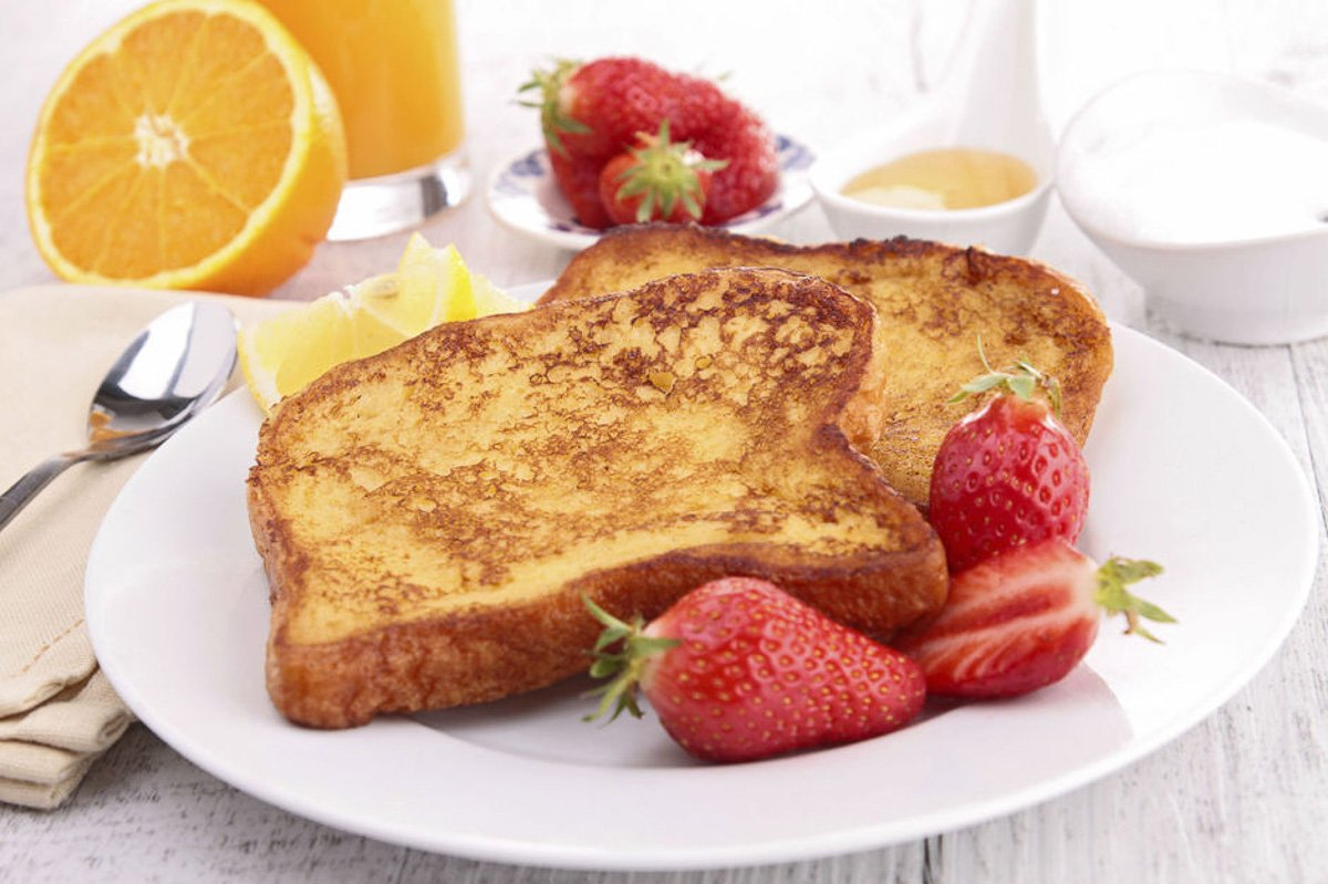 Wentelteefjes Dutch French toast Dutch Recipe