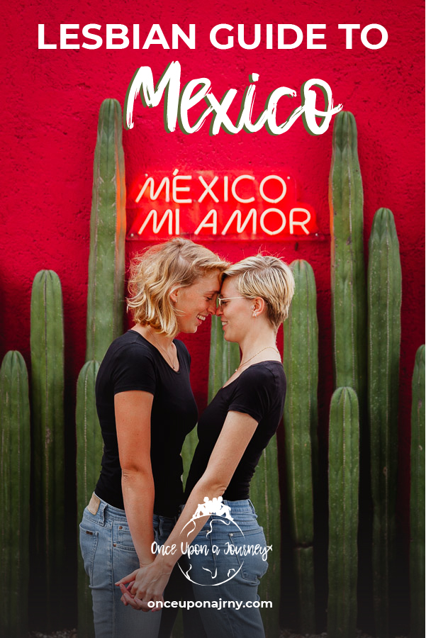 Lesbian Guide to Mexico