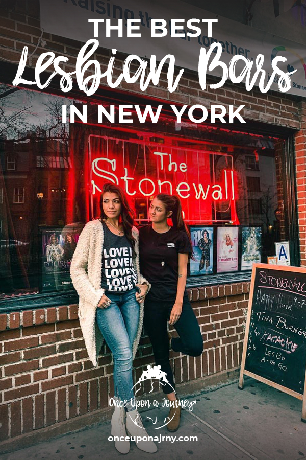 The best lesbian bars in New York