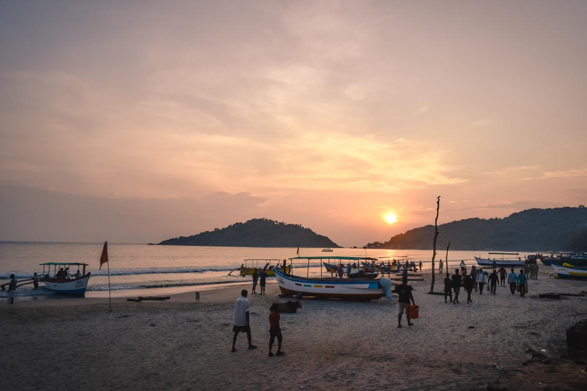 Goa - Patnem Beach