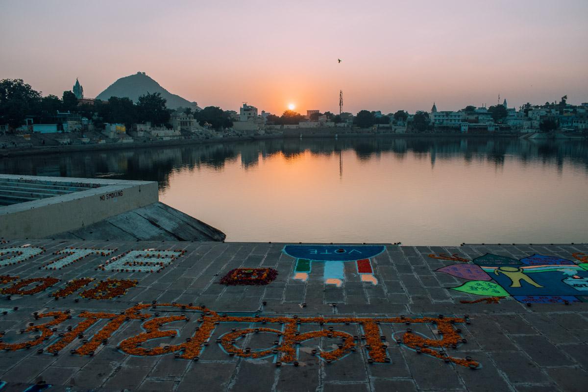Pushkar - Lake Pushkar