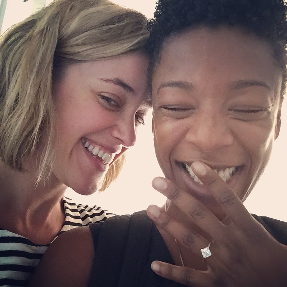 Samira Wiley lesbian celebrities