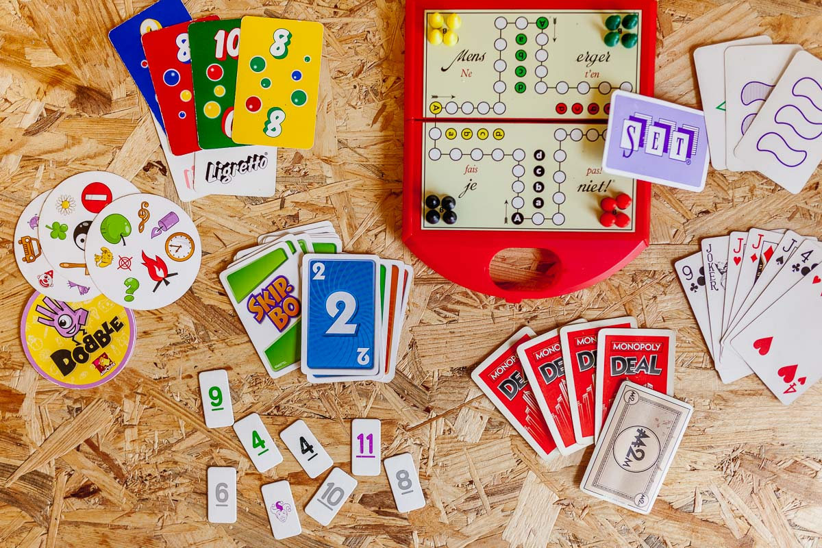 The Best Travel Card Games