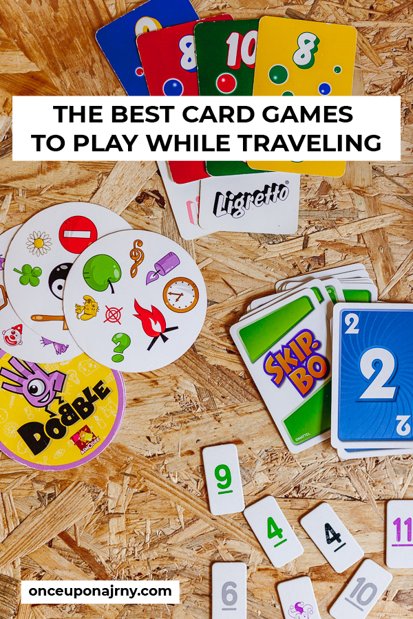 The best card games to play while traveling
