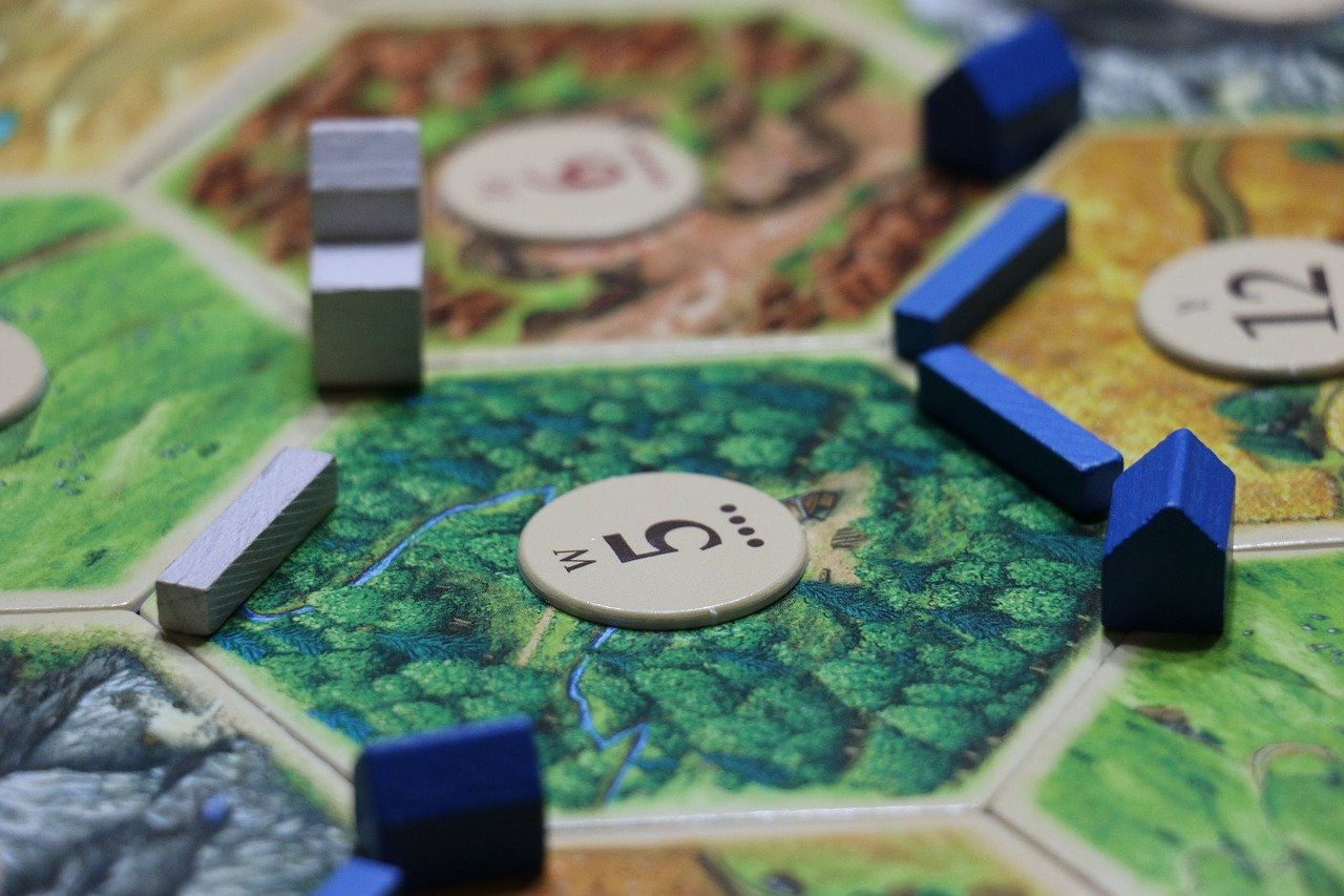 settlers of catan the best board game