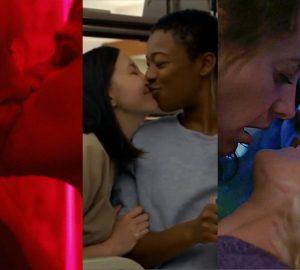 the best Lesbian scenes