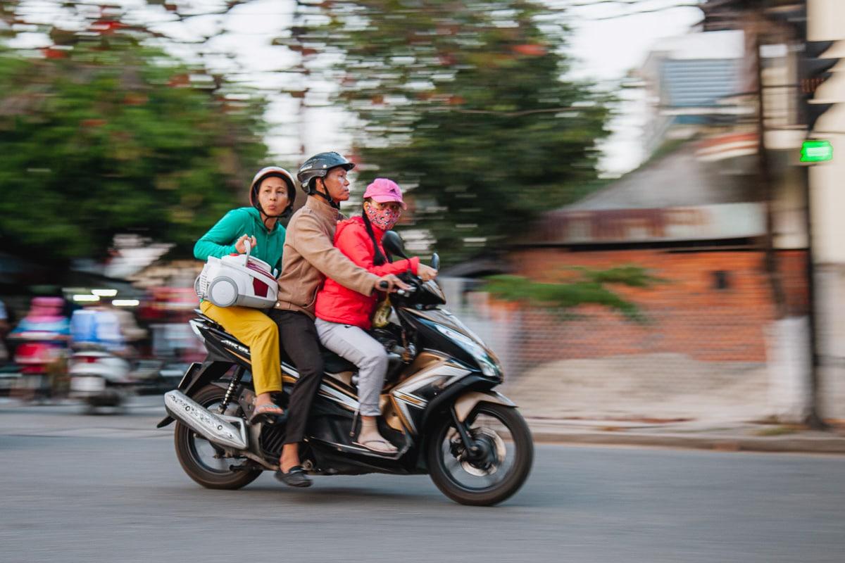 Hoi An Vietnam by Motorbike