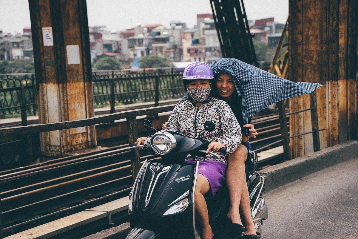 Vietnam by Motorbike Transportation In Vietnam