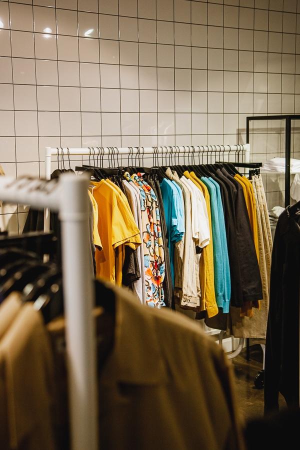 Biblioteksgatan, Hope, Shopping Stockholm