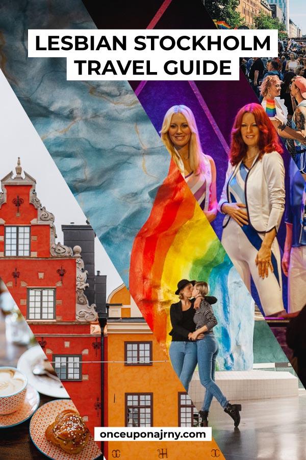 Lesbian Stockholm Travel Guide