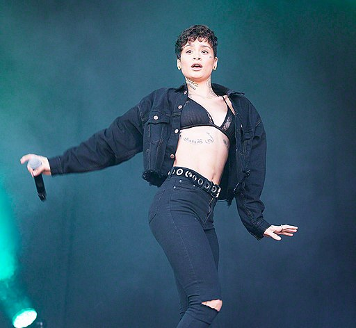 Queer singer Kehlani Photo