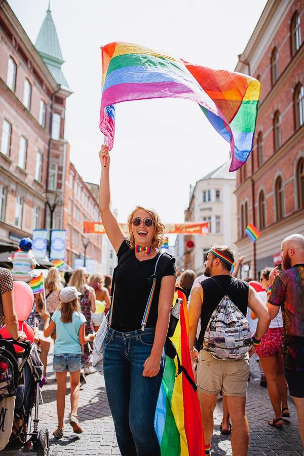 Malmo Pride, Sweden