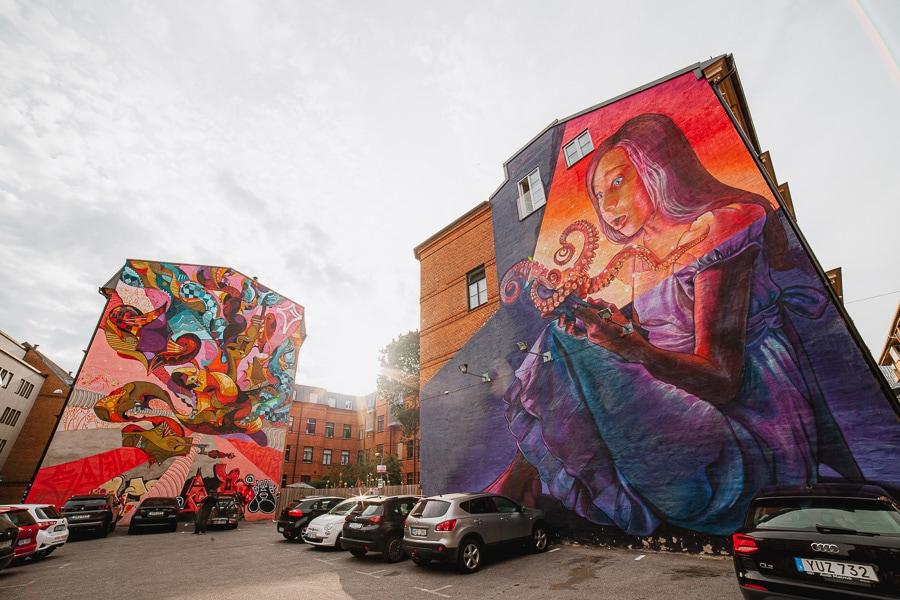 Malmo street art