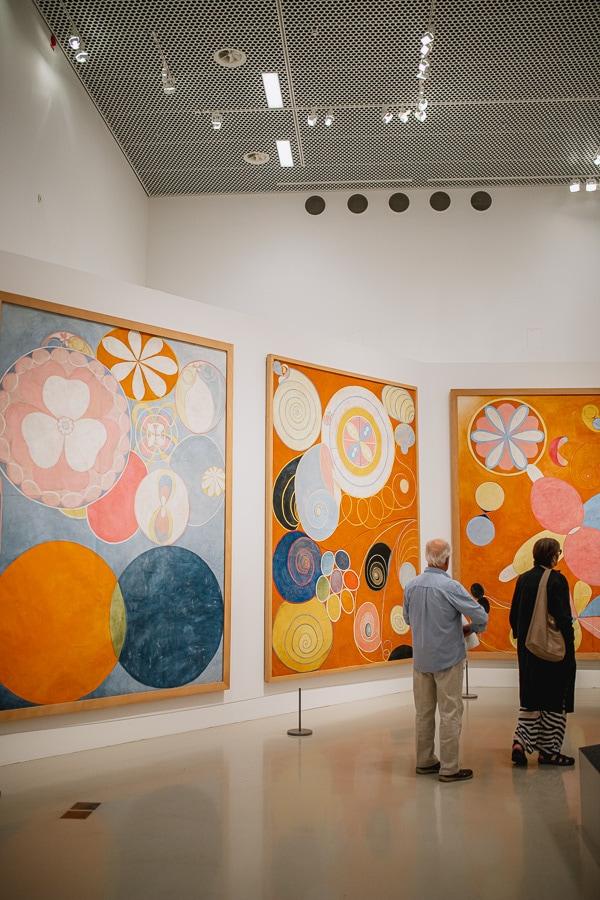 Moderna Museet Malmo Modern Art Museum