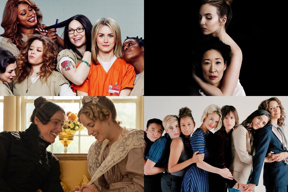 33 de las mejores series lesbicas