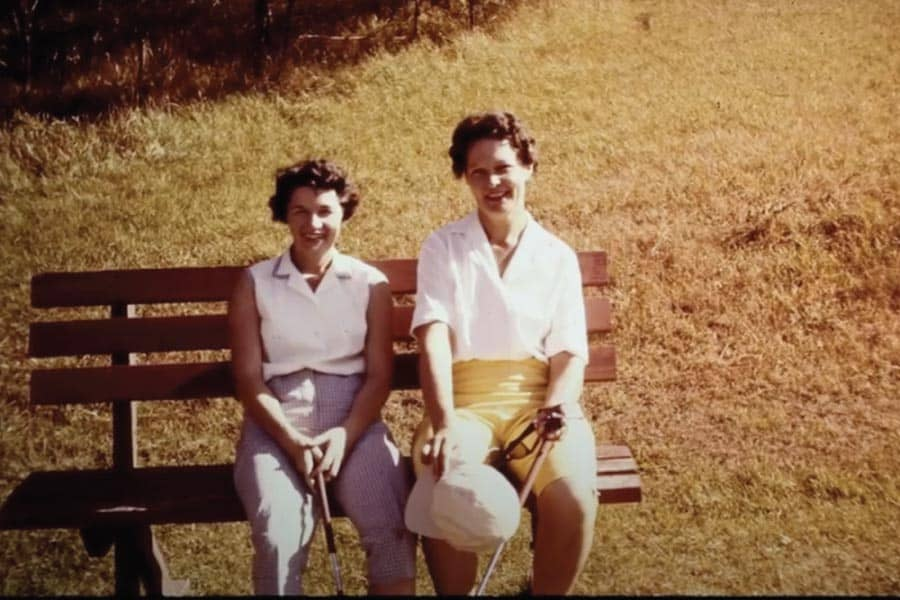 A Secret Love 2020 lesbian documentary