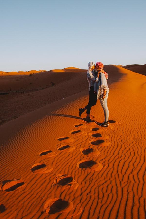 Cultural Adaptation Lesbian Travel Morocco