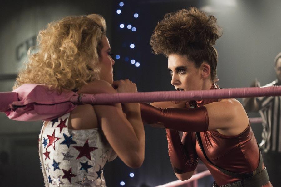 Glow lesbian Netflix shows