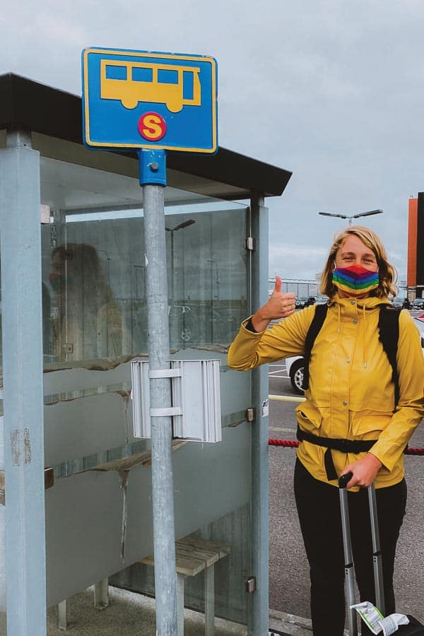 How to get from Keflavik Airport to Reykjavik Center