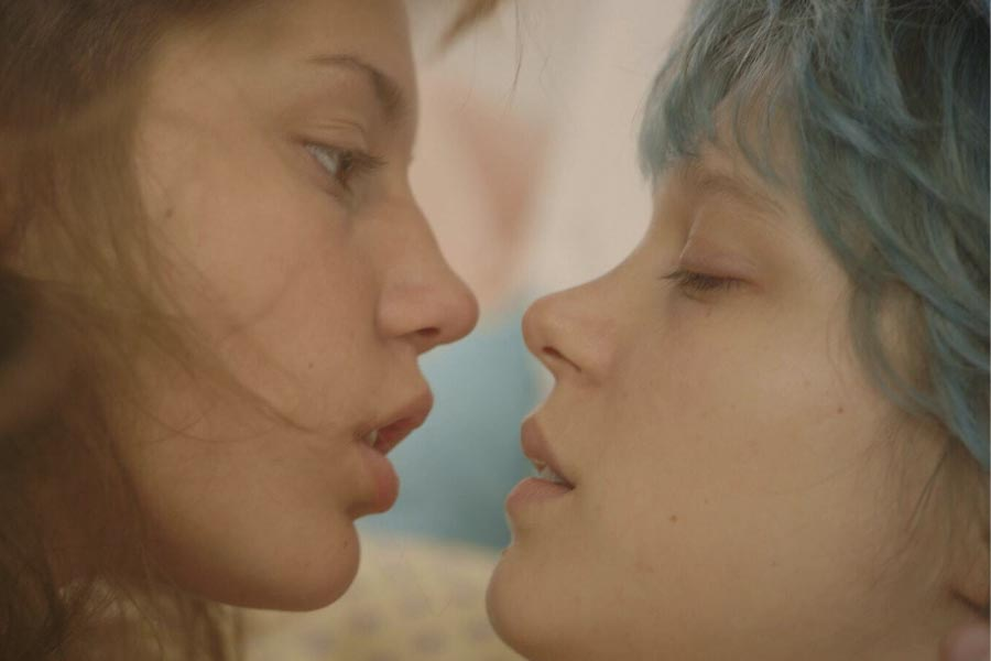 La Vie D'Adele Blue is the Warmest Color 2013
