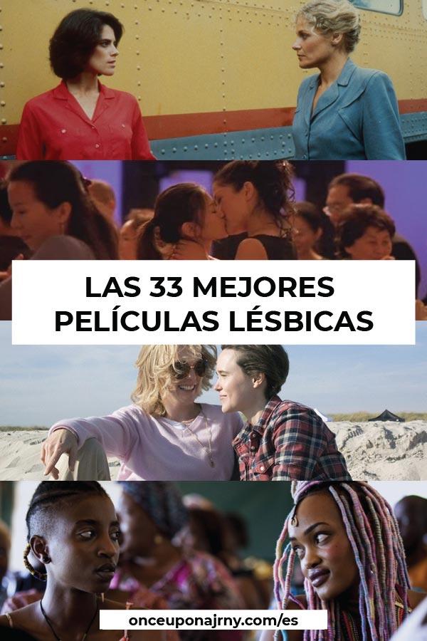 Las 33 Mejores Peliculas Lesbicas