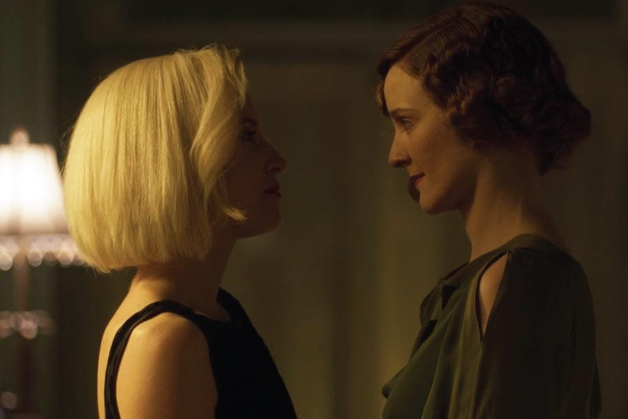 Las Chicas del Cable Cable Girls lesbian
