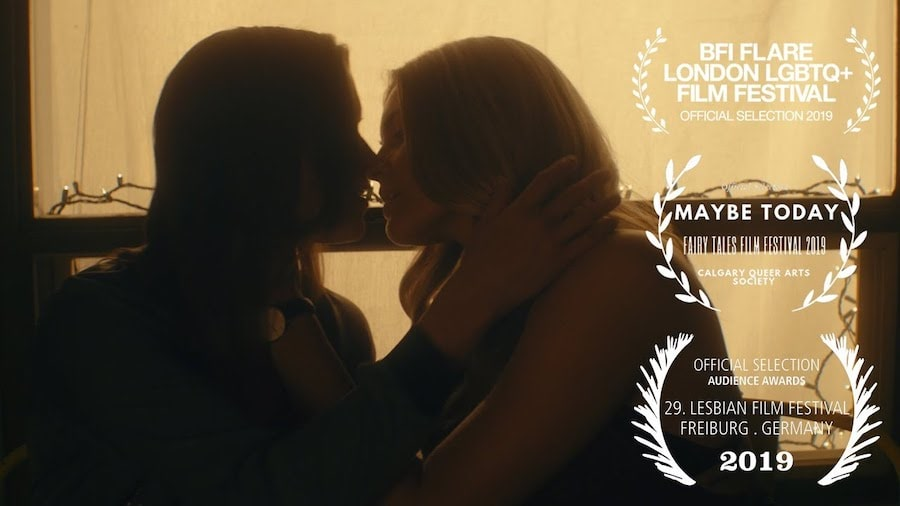 Maybe Today Lesbian Short Film