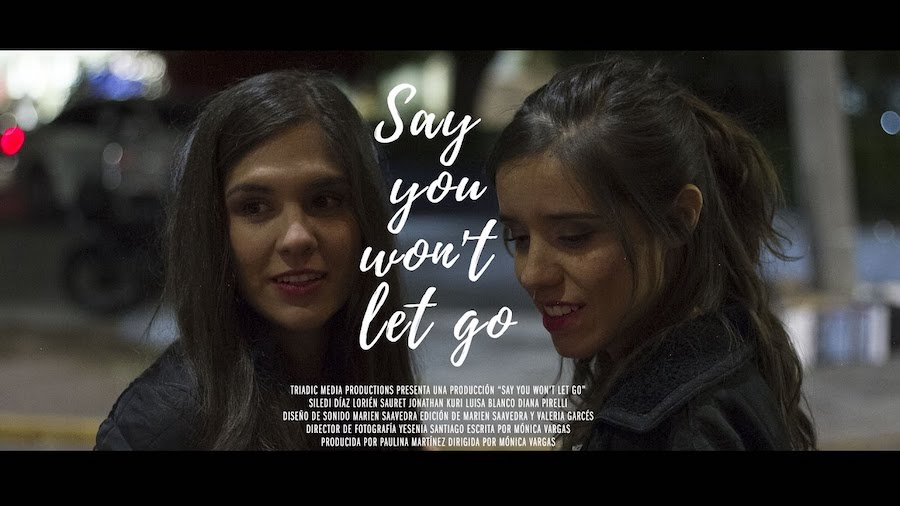 Say you won't let go Lesbian Short Film