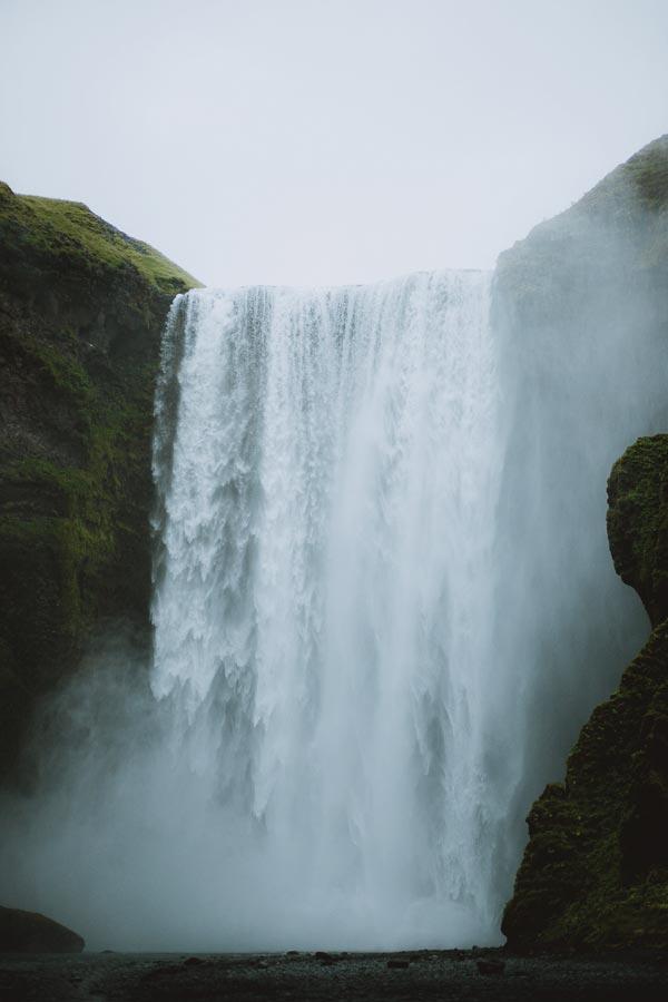 Skogafoss Iceland waterfalls