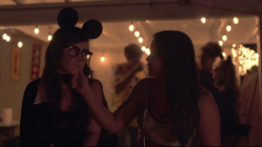 Sparked Lesbian Short Film