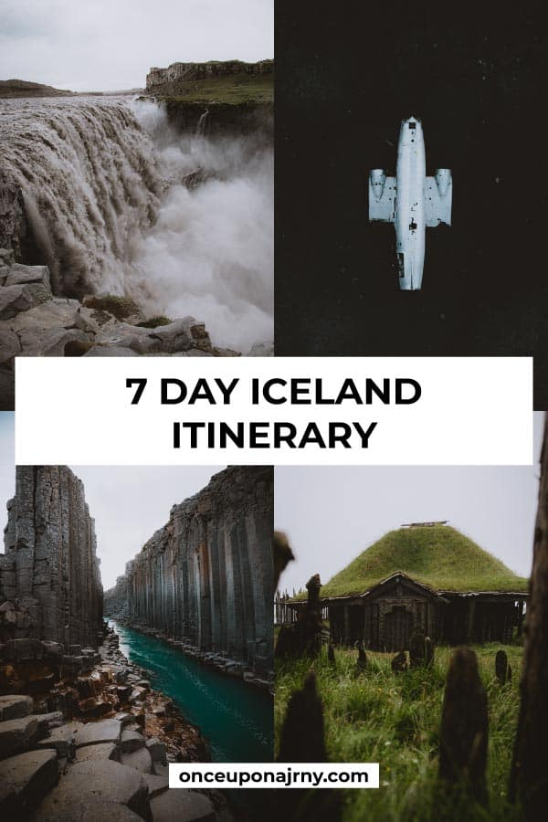 The Ultimate 7 Day Iceland Itinerary