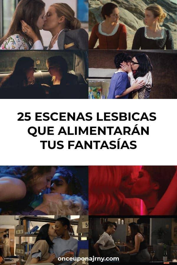 escenas lesbicas que alimentarán tus fantasías
