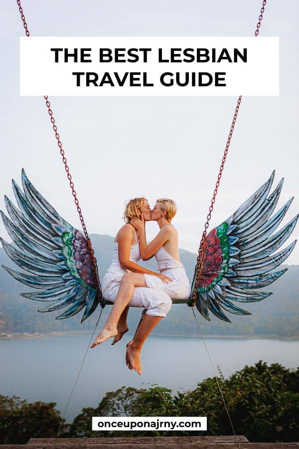 the best lesbian travel guide