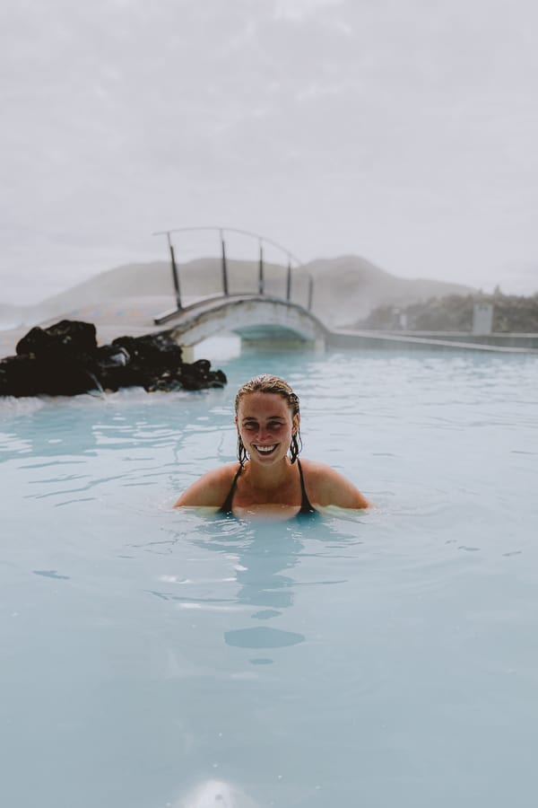 Blue Lagoon Iceland Packing List Summer Swimwear