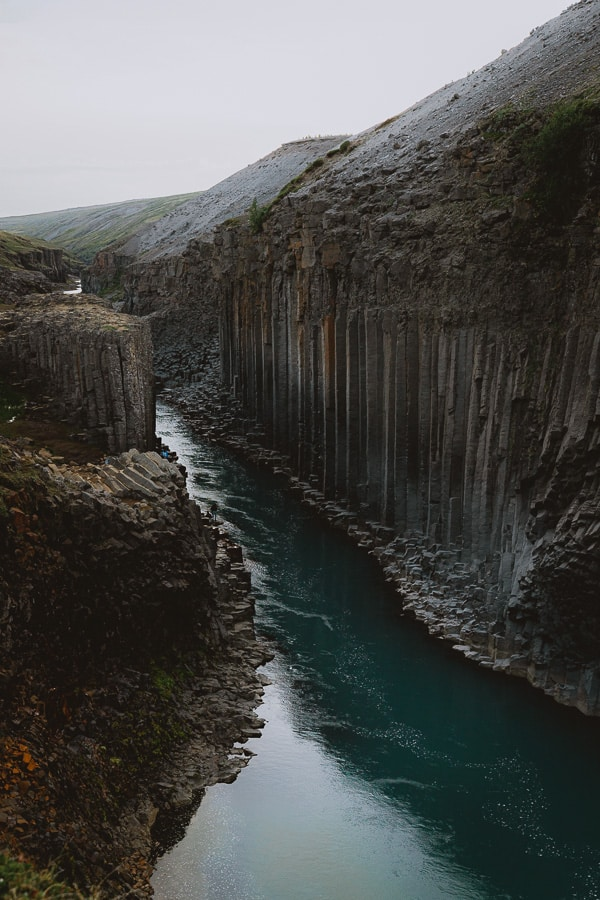 Iceland Canyons Studlagil