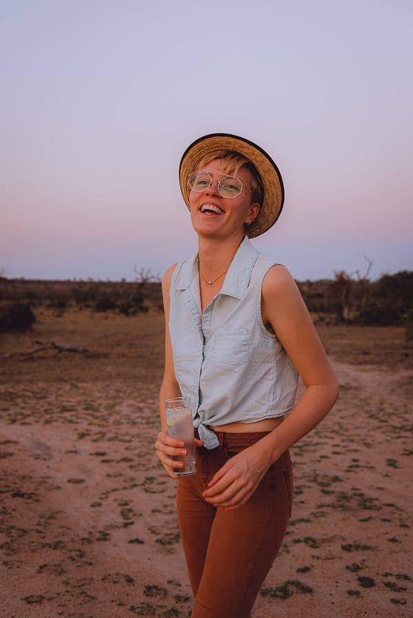 Photographer Maartje Hensen South Africa Sunset Bi Coming Out Story