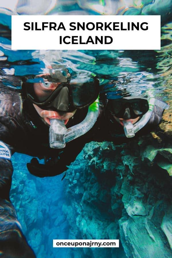 Silfra Snorkeling Iceland