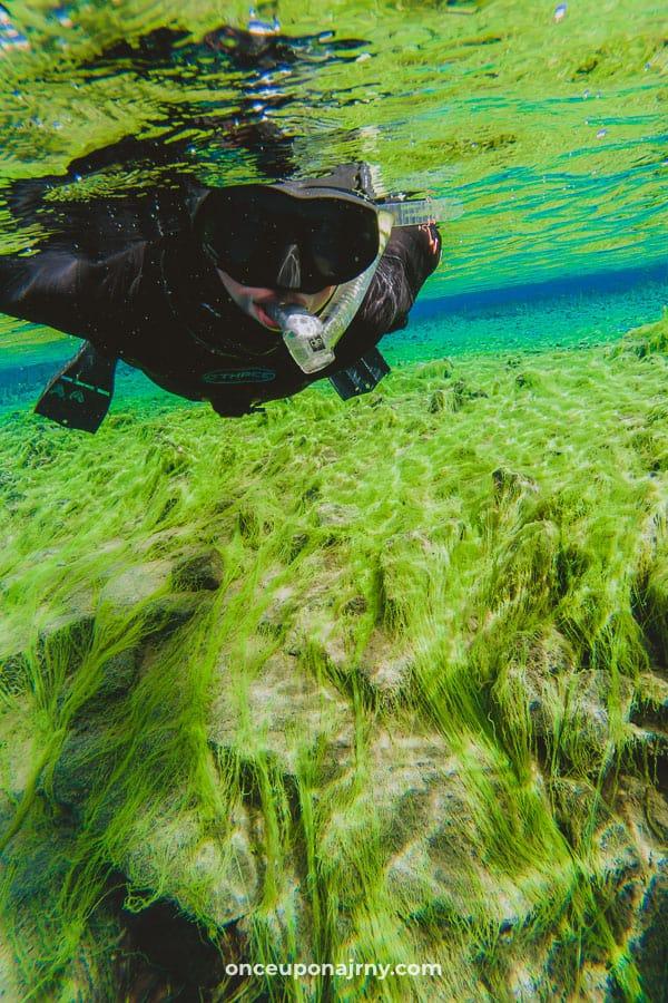 Silfra Snorkeling Arctic Adventures