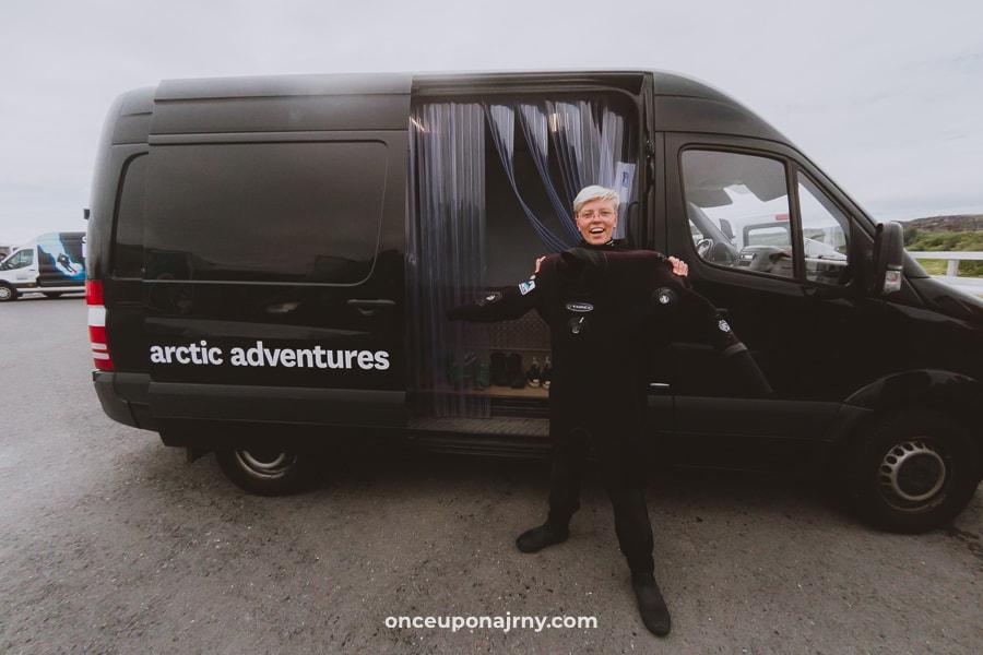 Silfra Snorkeling Tours Arctic Adventures Iceland
