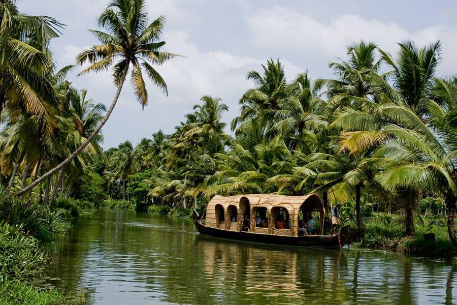 Alappuzha Alleppey Houseboat Kerala boat house Kerala travel guide