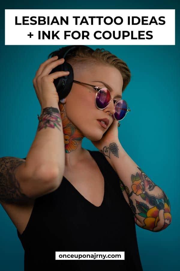 Best Lesbian Tattoo Ideas