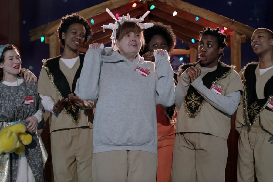 Can't Fix Crazy Orange is the new black christmas episode