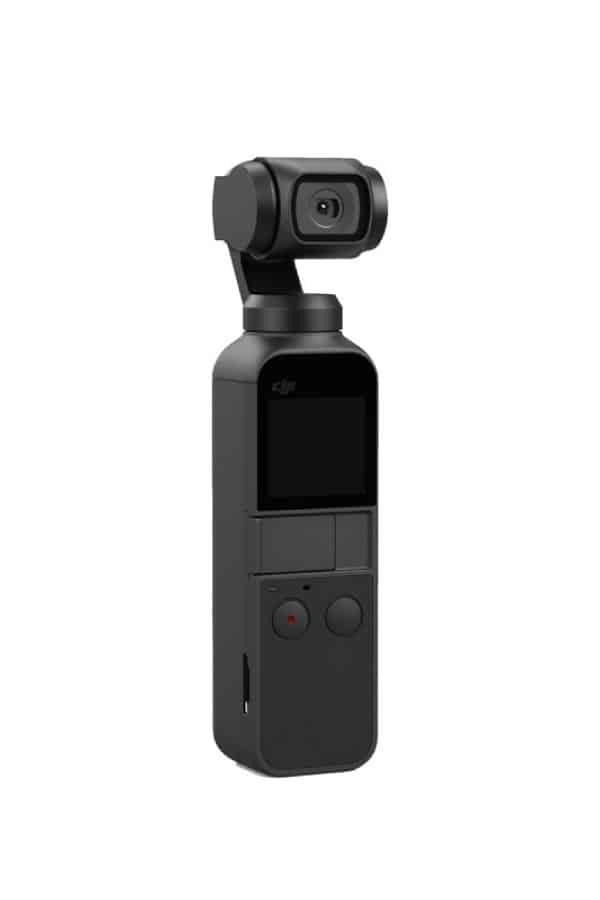 DJI Osmo Pocket Best Small Travel Video Camera Whats in My Camera Bag