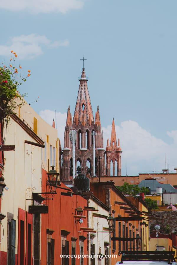 San Miguel de Allende Visit SMA